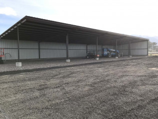 commercial metal building willcox az