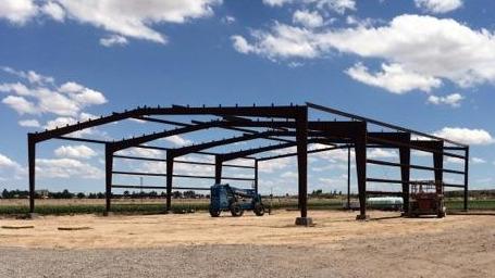 Metal Barn u0026 Storage Unit Construction | Safford AZ | Ward Brothers Enterprise LLC & Metal Barn u0026 Storage Unit Construction | Safford AZ | Ward Brothers ...